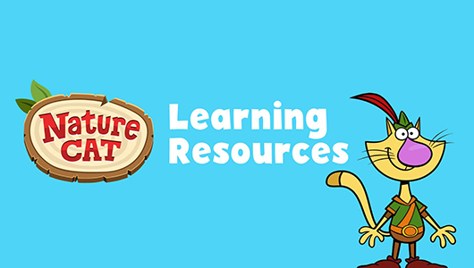 Nature Cat Activities & Videos