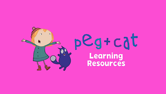 Peg + Cat Learning Resources