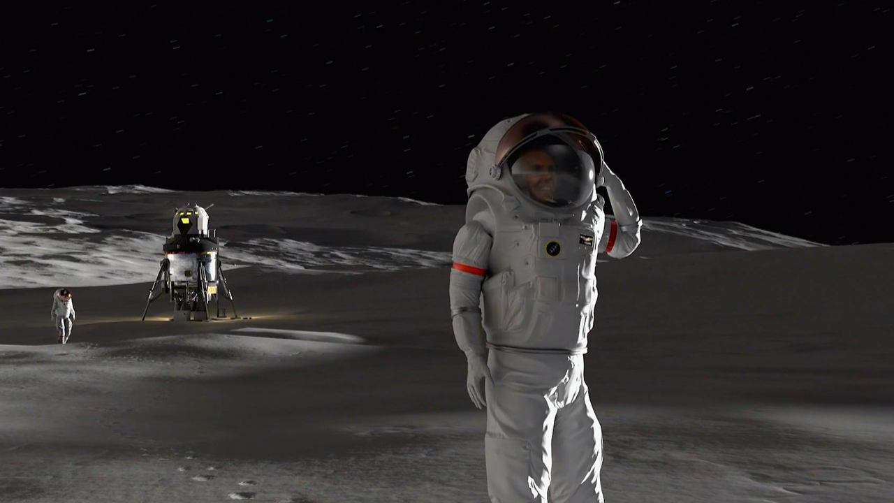 NOVA's Back to the Moon Explores the Future of Lunar Exploration
