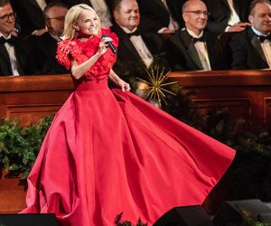 Christmas with The Tabernacle Choir Returns with Kristin Chenoweth