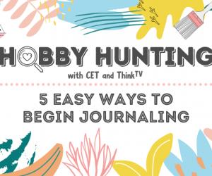 5 Easy Ways to Begin Journaling