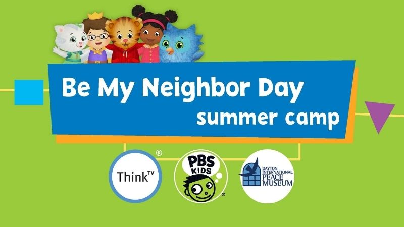 Be My Neighbor Day Camp Starts July 27th