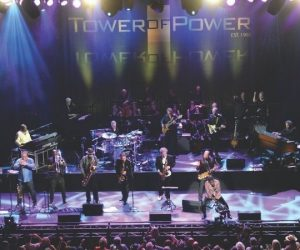 Tower of Power: 50 Years of Funk