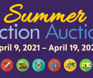 2021 Summer Action Auction Preview Opens Early