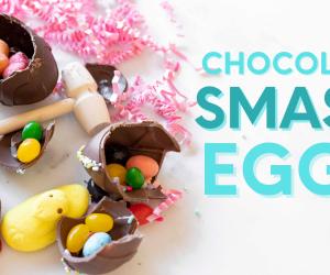 Chocolate Smash Egg