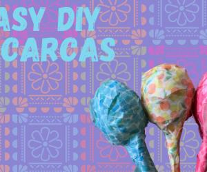 Easy DIY Maracas