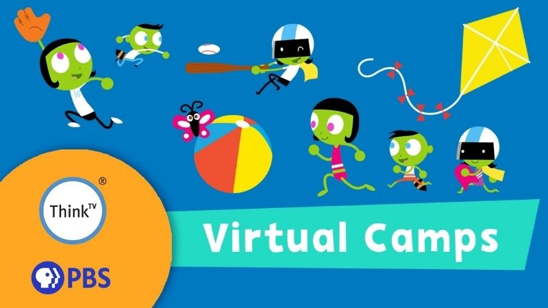 Virtual Summer Camps are Back!