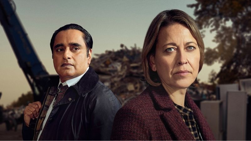 """Cassie and Sunny are Back for Another Season of """"Unforgotten"""""""