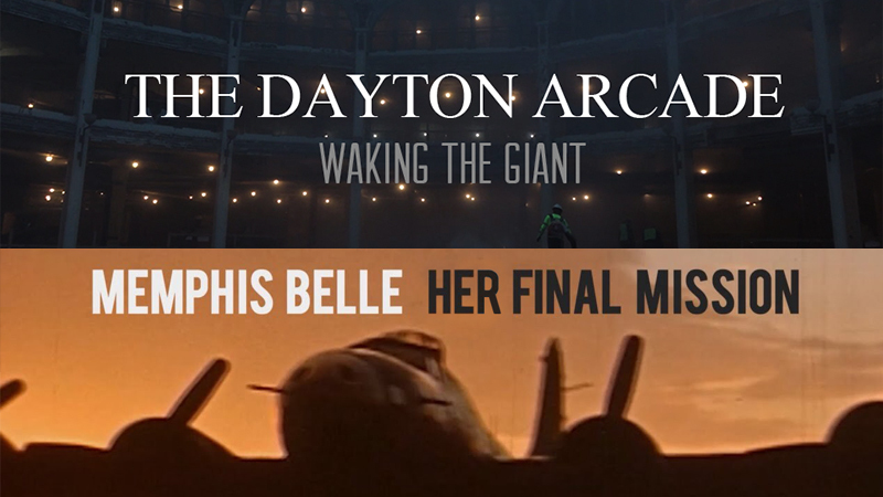 Behind the Creator of The Emmy Nominated Memphis Belle and The Dayton Arcade